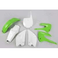 Plastiki Kawasaki KX 85 2001-2013 komplet UFO