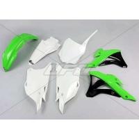 Plastiki Kawasaki KX 85 2014-2021 komplet UFO