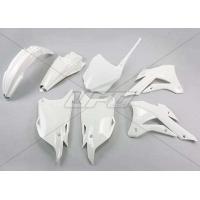 Plastiki Kawasaki KX 85 2014-2021 komplet biały UFO