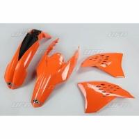 Plastiki KTM EXC 125 200 250 300 400 450 530 EXCF 250 komplet UFO