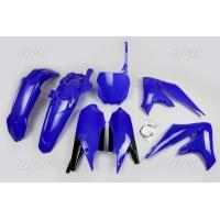 Plastiki Yamaha YZF 450 450 X YZF 250 250 X komplet niebieski UFO