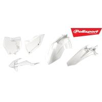 Plastiki KTM SXF 450 350 250 SX 250 150 125 komplet POLISPORT
