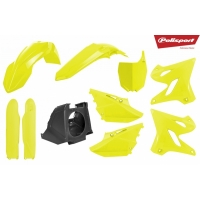 Plastiki Yamaha YZ 125 250 X komplet restyle POLISPORT