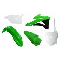 Plastiki Kawasaki KX 85 2014-2020 KX 100 2014 komplet RACETECH