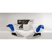 Plastiki Yamaha YZF 450 2014-2017 YZF 250 2014-2018 komplet RACETECH