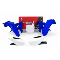 Plastiki Yamaha YZF 450 2018-2021 YZF 250 2019-2021 komplet RACETECH