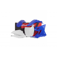 Plastiki Yamaha YZ 125 2014-2021 YZ 250 2015-2021 komplet POLISPORT