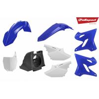 Plastiki Yamaha YZ 125 YZ 250 X komplet restyle POLISPORT