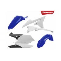 Plastiki Yamaha WR 250 2015-2018 komplet POLISPORT