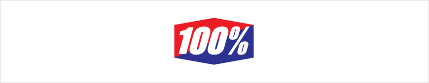 100% gogle motocross logo